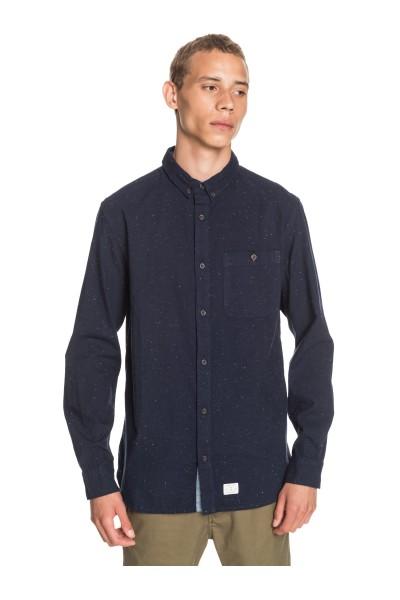 Рубашка QUIKSILVER Belambro Navy Blazer
