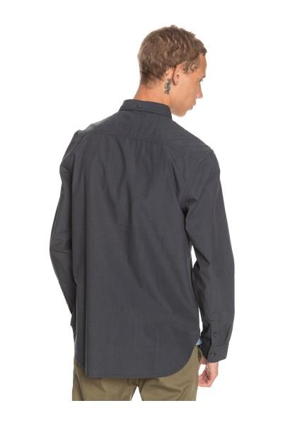 Рубашка QUIKSILVER Wilsden Ls Kvj0 Black