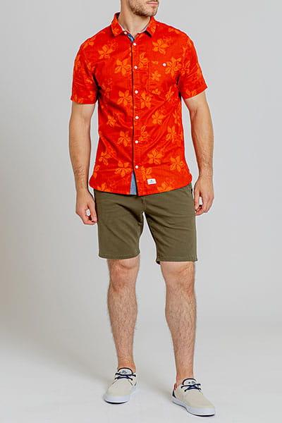 Рубашка QUIKSILVER Legrandlargess Chilli Sport Flower