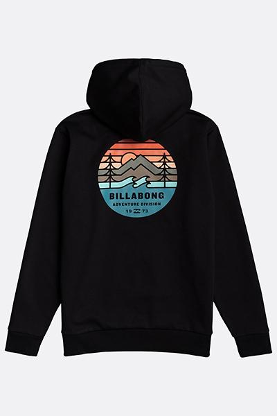Толстовка Billabong Twin Pines Po Black