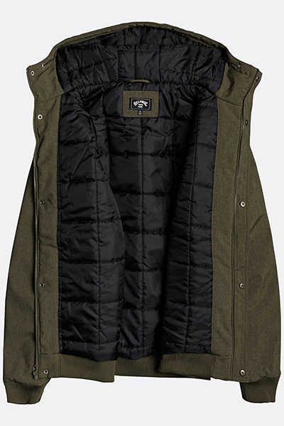 Куртка Billabong All Day Jacket Military Heathe