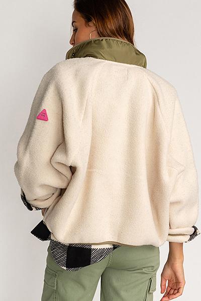 Куртка женская Billabong Winter Sunrise White Cap