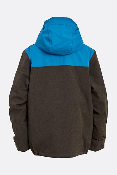 Куртка сноубордическая детский Billabong All Day Boys Royal