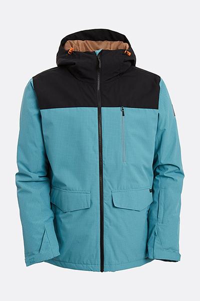 Купить куртку сноубордическая Billabong All Day Spray Blue (U6JM29-BIF0-2327) в интернет-магазине Proskater.ru