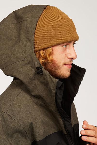 Куртка сноубордическая Billabong All Day Grey Heather