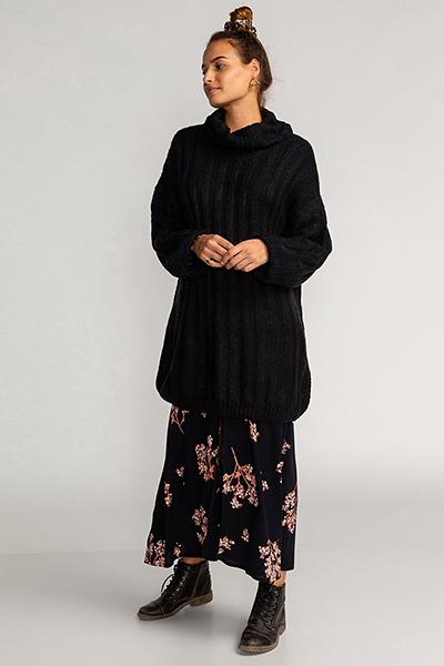 Платье женское Billabong Stay Relax Black