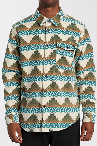 Рубашка Billabong Furnace Flannel Chino