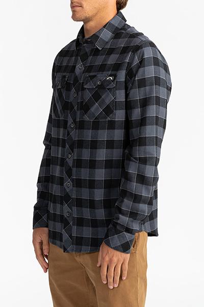 Рубашка Billabong All Day Flannel Black