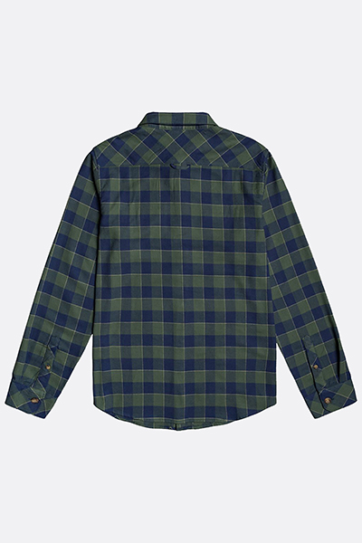 Рубашка Billabong All Day Flannel Forest