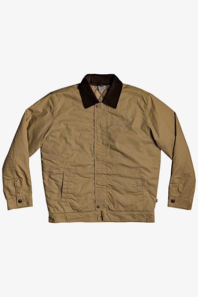 Куртка QUIKSILVER Canvascorcollar Dull Gold