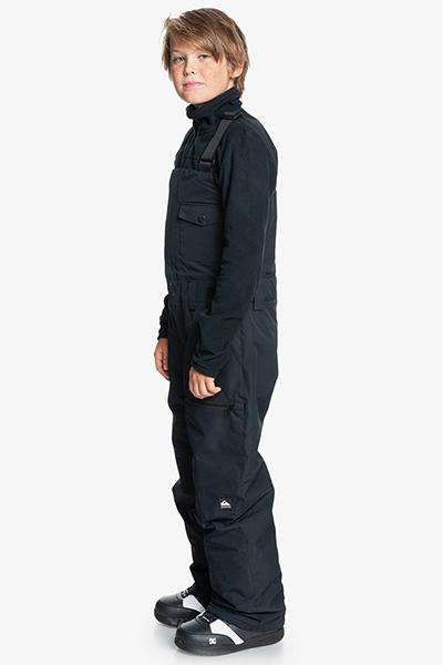Комбинезон сноубордический детский QUIKSILVER Utility True Black