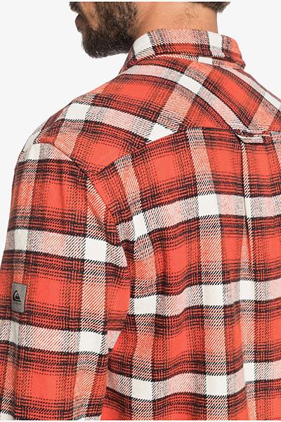 Рубашка QUIKSILVER Intrepid Exp Burnt Ochre Intrepid