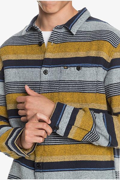 Рубашка QUIKSILVER Lineup Distract Honey Lineup Distrac