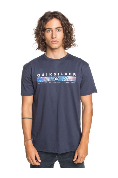 Футболка QUIKSILVER Junglejimss Tees Parisian Night