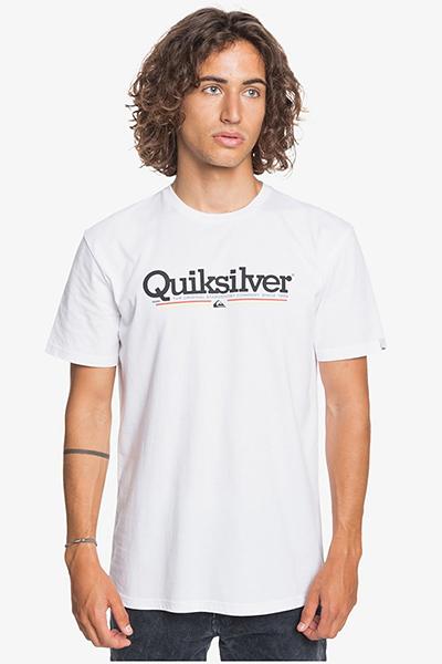 Футболка QUIKSILVER Tropicalliness Tees White