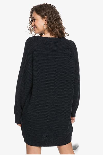 Платье женское Roxy Baby Crush Anthracite