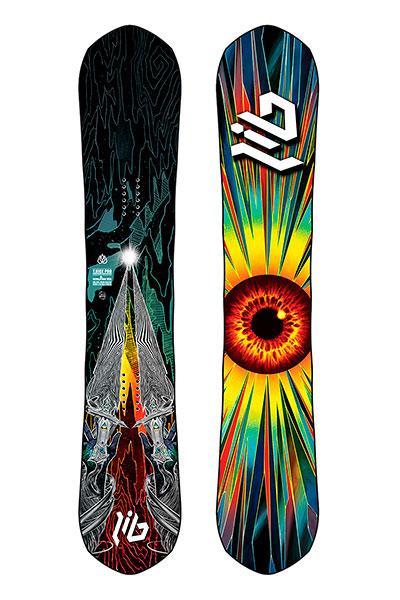 Мужской сноуборд LIB TECH Travis Rice Pro Pointy