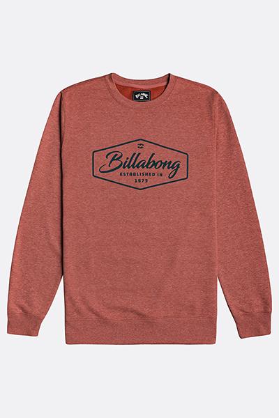 Джемпер Billabong Trademark Cr Deep Red