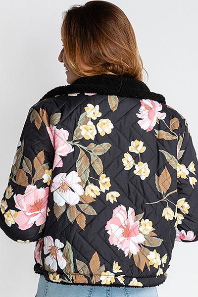 Куртка женская Billabong Hit The Road Black