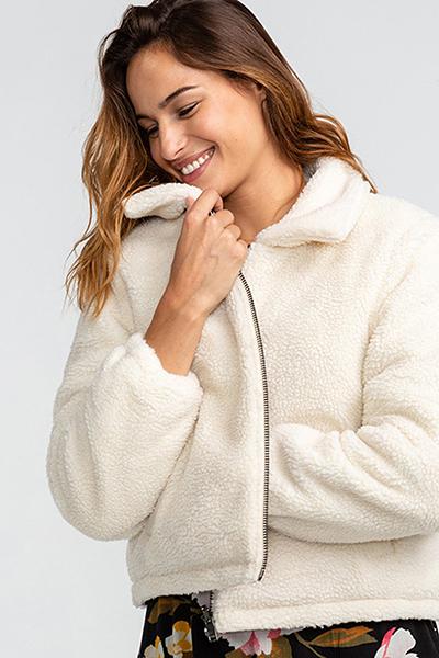 Куртка женская Billabong Hit The Road White Cap