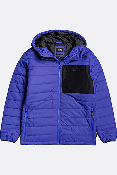 Куртка Billabong Journey Puffer Malibu