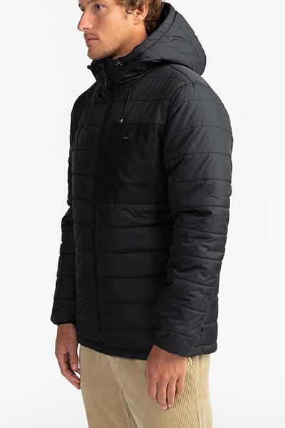 Куртка Billabong Journey Puffer Black