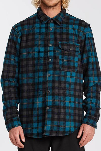 Рубашка Billabong Furnace Flannel Pacific