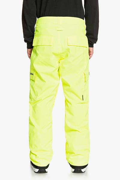Штаны сноубордические DC Shoes Banshee Pant Safety Yellow