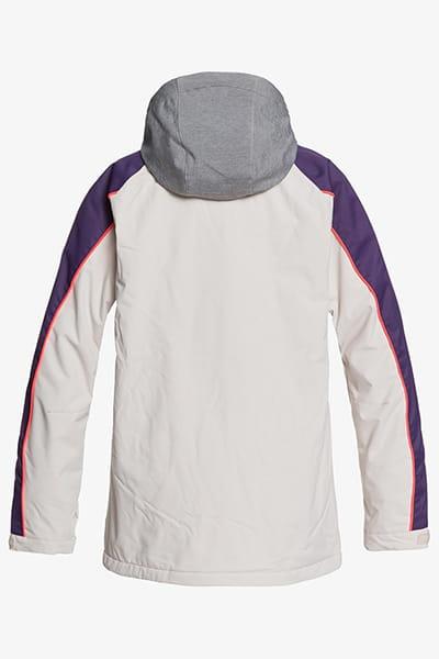 Куртка сноубордическая женский DC Shoes Сноубордическая Wmns Gray Morn