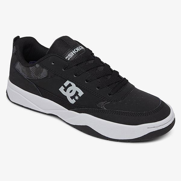 Кроссовки DC Shoes Penza Black/Black/Grey