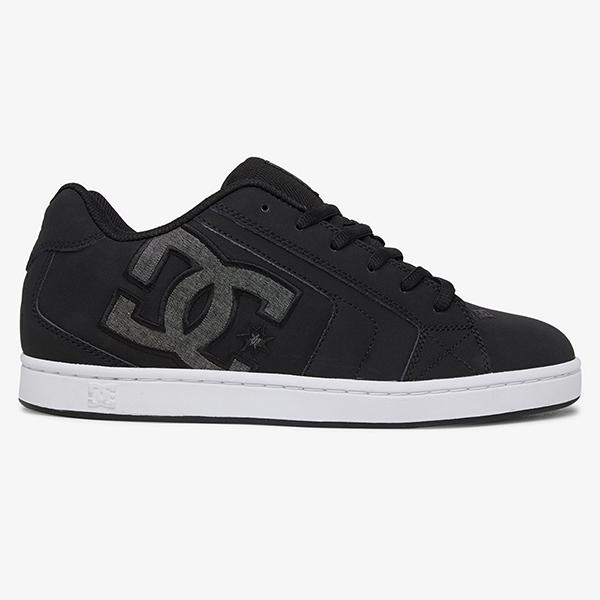 Кеды DC Shoes Net Black/Armor Bko