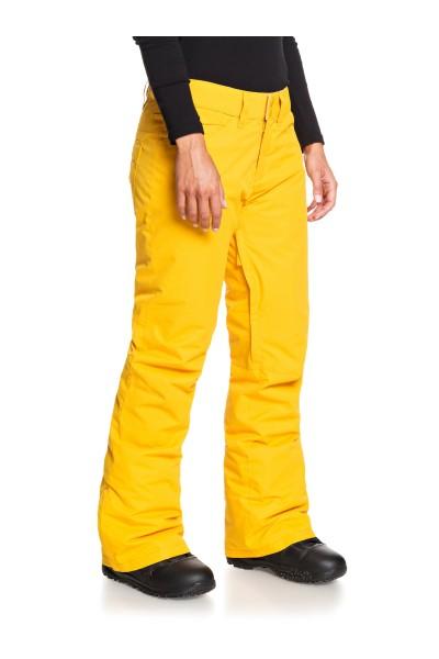 Штаны сноубордические женские Roxy Backyard Golden Rod