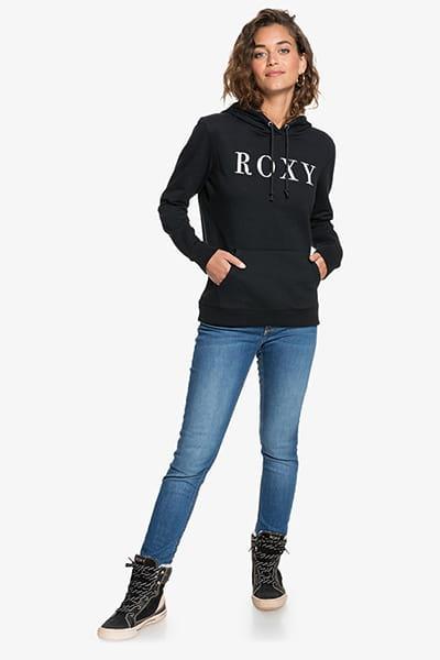 Толстовка женская Roxy Day Breaks Anthracite