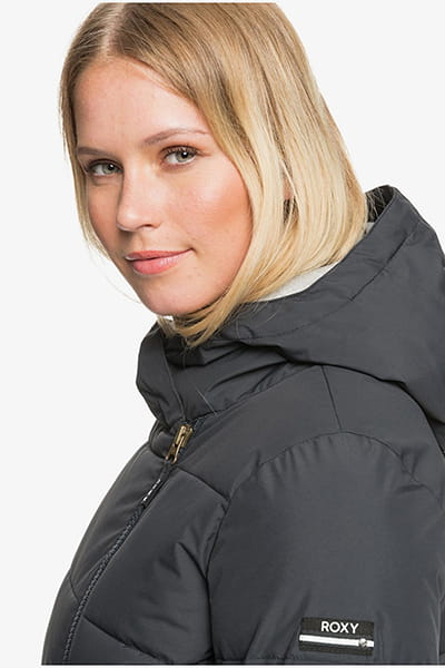 Куртка женская Roxy Everglade Jk True Black