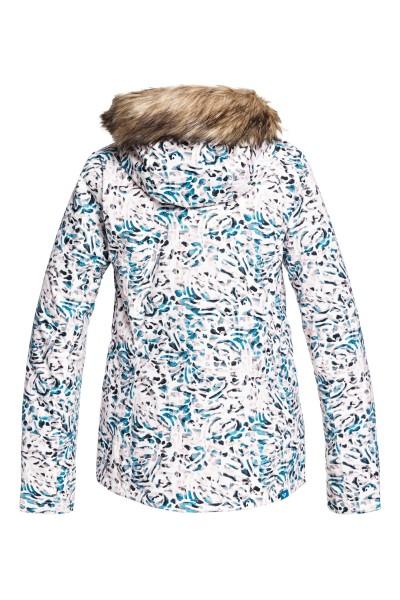Куртка сноубордическая женский Roxy Jet Ski Jk Bright White
