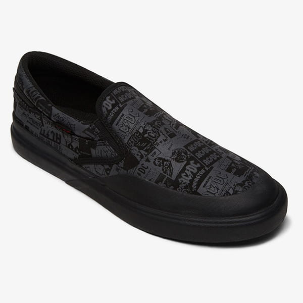 Кеды DC Shoes Infinite Ac/Dc Black