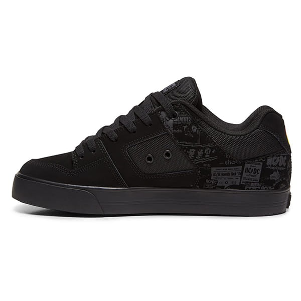 Кеды DC Shoes Pure Ac/Dc Grey