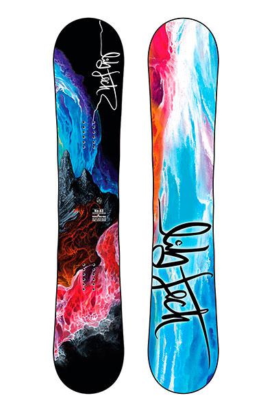 Женский сноуборд NO43