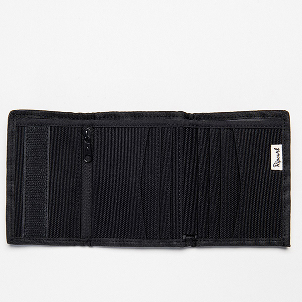 Кошелек Rip Curl Rfid Surf Wallet Washed Black