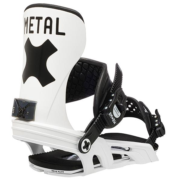 Крепления для сноуборда WSD Axtion White