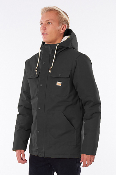 Куртка Rip Curl Swc Anti Series Overtime Washed Black