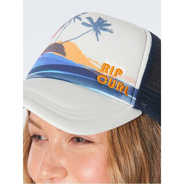 Кепка женская Rip Curl Surf Scenic Trucker Cream