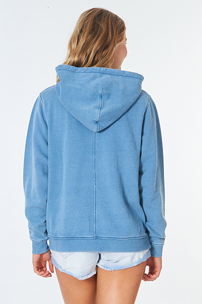 Толстовка женская Rip Curl Search Hoodie Light Blue