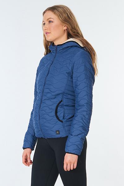 Куртка женская Rip Curl Anti-series Anoeta Mid Blue
