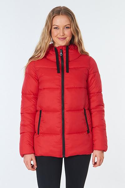 Куртка женская Rip Curl Anti-series Insulated Red