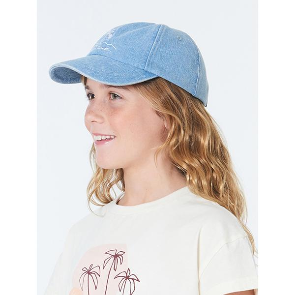 Бейсболка детская Rip Curl Surf Trip Cap Blue
