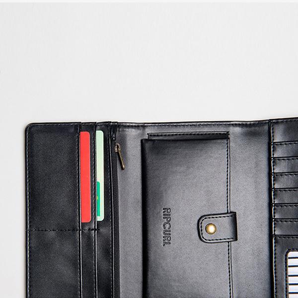 Кошелек женский Rip Curl Essentials Phone Wallet Black