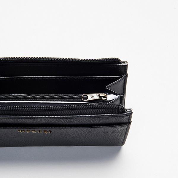 Кошелек женский Rip Curl Luna Zip Around Wallet Black