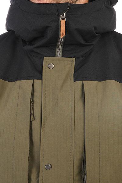Куртка зимняя Quiksilver Canyon Grape Leaf1