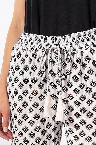 Штаны прямые женские Rip Curl Ж Island Pant 1000 White